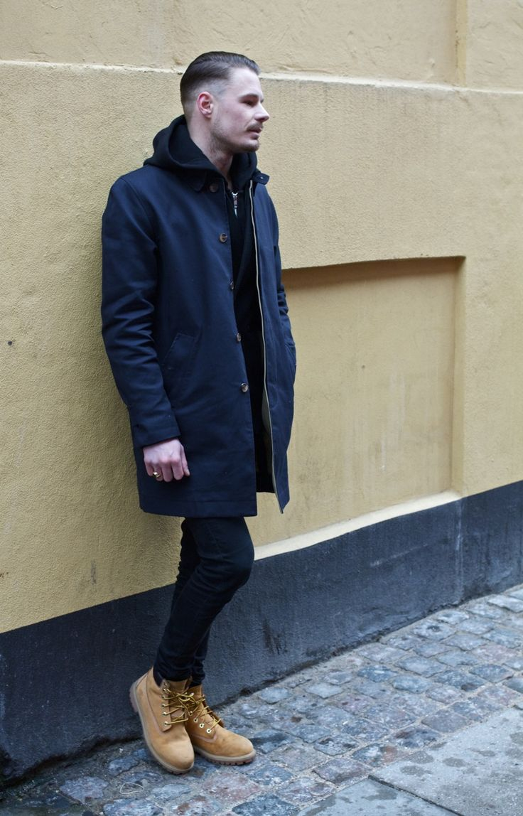 homme timberland